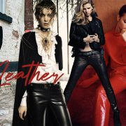 Δερμάτινο παντελόνι: Μία μικρή ιστορία για το πιο ροκ κομμάτι της μόδας!