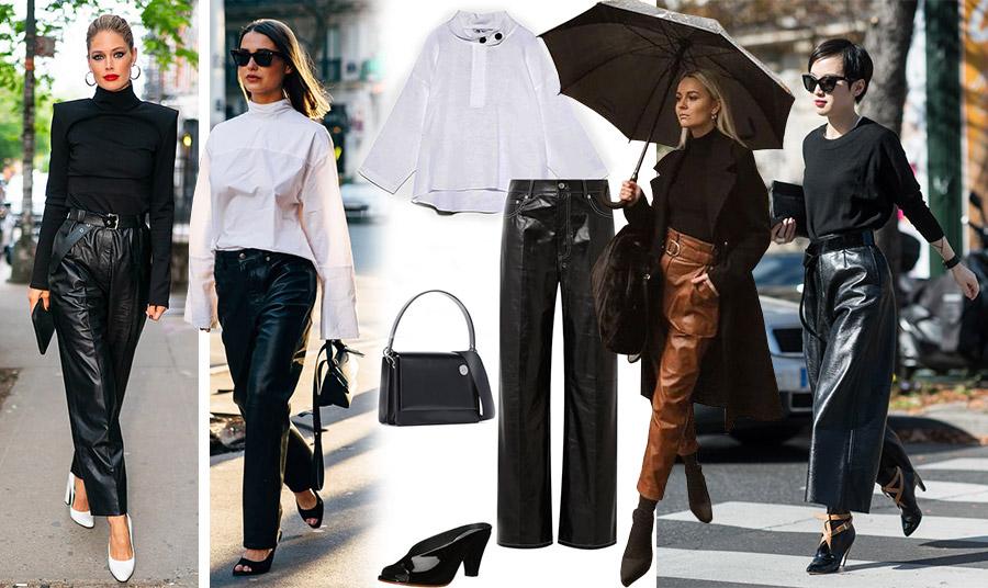 Υιοθετήστε το με κομψούς συνδυασμούς! Με μαύρα, με λευκό πουκάμισο, σε πιο φαρδιά γραμμή ή στην απόχρωση του κεχριμπαριού με μαύρο