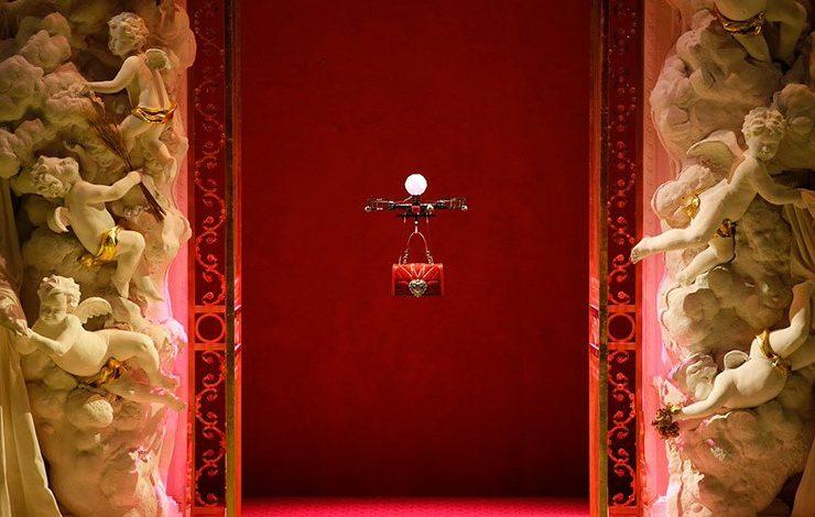 Devotion: Η νέα τσάντα των Dolce & Gabbana γίνεται το αξεπέραστο αξεσουάρ!