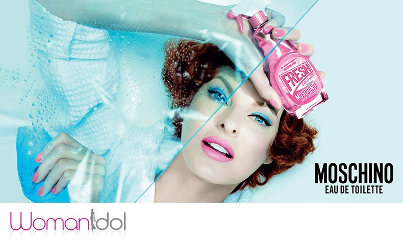Womanidol loves pink fresh!