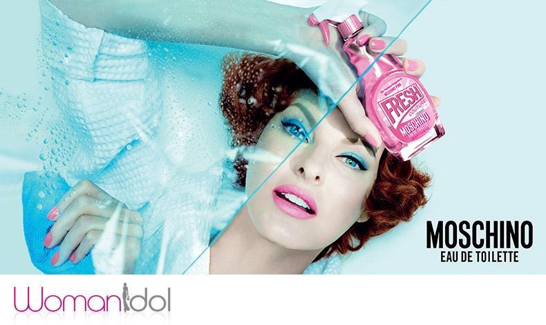 Womanidol loves pink fresh!