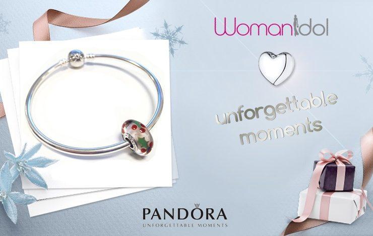 Διαγωνισμός ένα υπέροχο βραχιόλι Pandora μαζί με το πρώτο σύμβολο που θα λατρέψετε