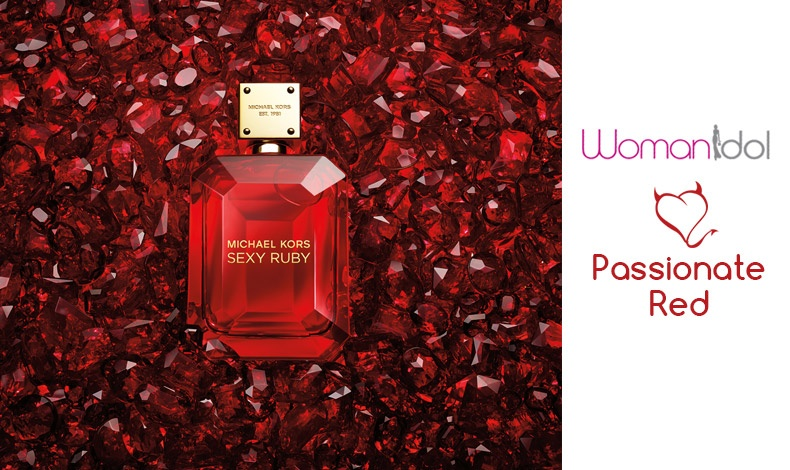 Womanidol loves Passionate Red!