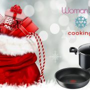 Womanidol loves cooking!