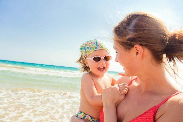 Διακοπές με παιδιά, βάσανα και χαρές