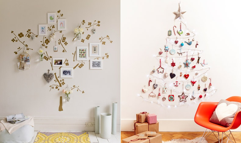 Τα προϊόντα Command μας λύνουν τα χέρια, αφήνοντας τη φαντασία μας ελεύθερη! Αν λοιπόν, έχετε το ταλέντο, στολίστε τους τοίχους σας με το «δικό» σας χριστουγεννιάτικο δέντρο!