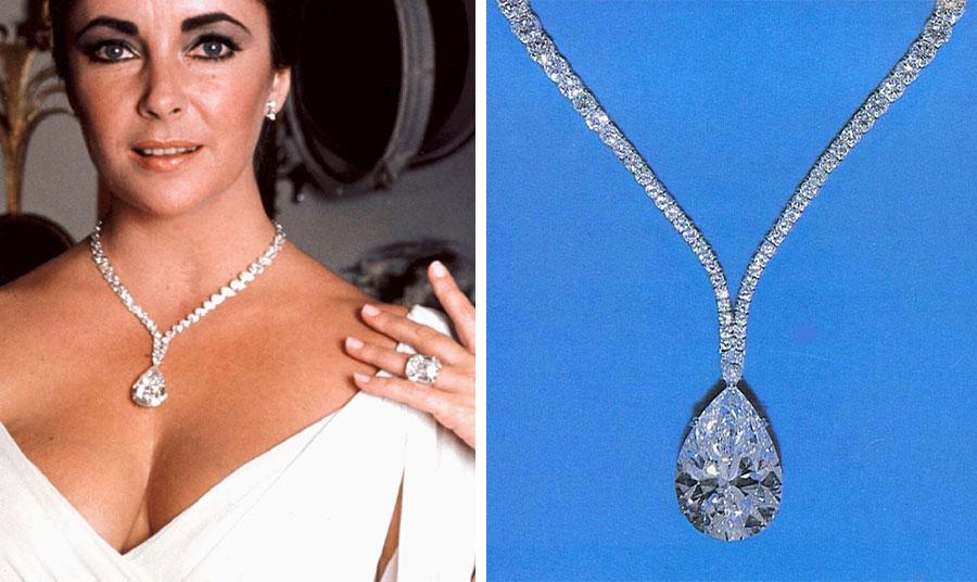 Το εκπληκτικό διαμάντι που χάρισε ο Ρίτσαρντ Μπάρτον στην Ελίζαμπεθ Τέιλορ, μετά το διαζύγιο τους, η Τέιλορ το δημοπράτησε και με τα 5.000.000 δολάρια έχτισε ένα νοσοκομείο στην Μποτσουάνα!
