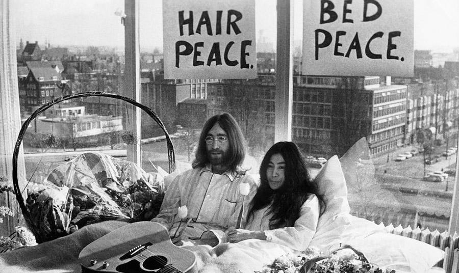 Τζον Λένον και Γιόκο Όνο, 1969