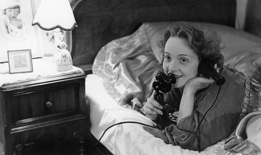 Μάρλεν Ντίτριχ, 1929