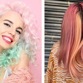 Υπάρχει κάποιος που δεν έχει εντυπωσιαστεί από την ομορφιά μιας γοργόνας; Συνδυάζοντας το πράσινο της θάλασσας με το ροζ «μπεμπέ» πετυχαίνουμε την τέλεια ενσάρκωση! // Συνδυάζουμε τα δύο χρώματα της επιλογής μας με διαφορετικούς τρόπους