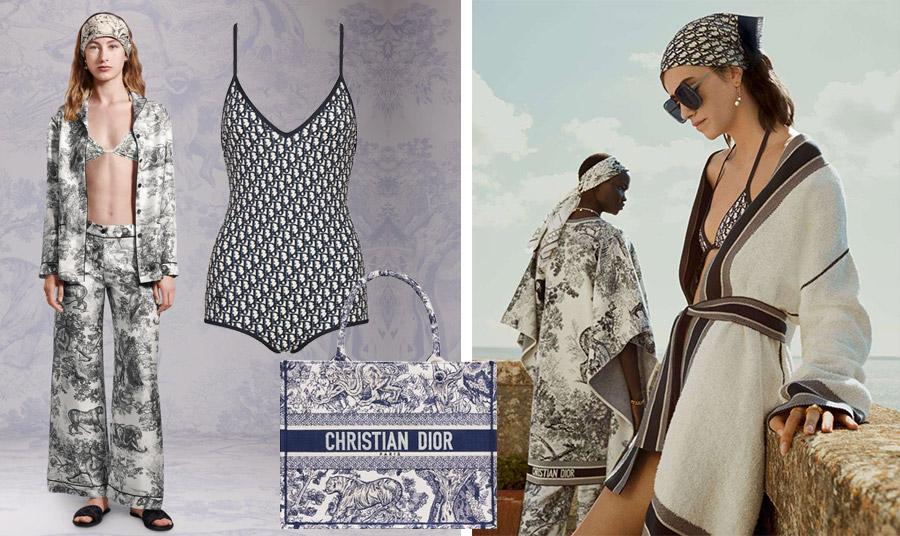 Συλλογή Dior Chez Moi Homewear