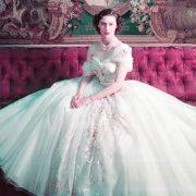 Βασιλικό Πορτρέτο της Πριγκίπισσας Μαργαρίτας για τα 21α γενέθλιά της. Φωτογράφος: Σεσίλ Μπίτον (1904?1980) © Victoria and Albert Museum, Λονδίνο.