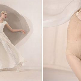 Η φωτογράφος Harley Weir συνεργάστηκε με τη χορεύτρια και χορογράφο Sharon Eyal γι΄αυτό το εκπληκτικό αποτέλεσμα