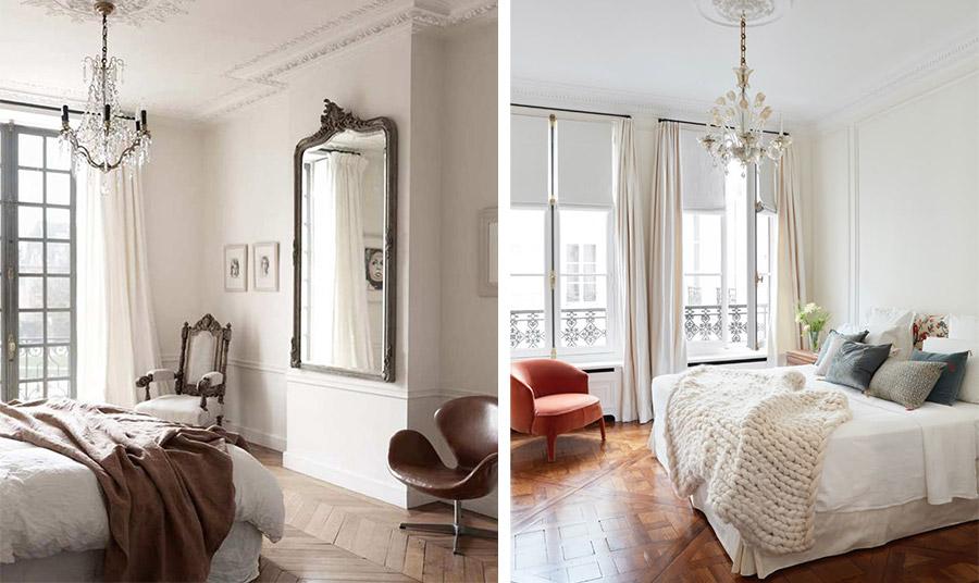 Λευκό στις κουρτίνες και στους τοίχους με παστέλ χρώματα προκαλούν μία ευχάριστη και ατμόσφαιρα, ενώ ένα ιδιαίτερο έπιπλο με χρώμα ή μαξιλάρια συμπληρώνουν την εικόνα!