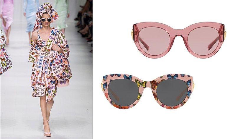 Η Donatella, o Gianni και μία μοναδική συλλογή από γυαλιά ηλίου!