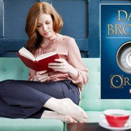 Το πιο ευφάνταστο και ιδιοφυές μυθιστόρημα του Dan Brown, μόλις κυκλοφόρησε. Καθίστε αναπαυτικά στον καναπέ σας και χαθείτε στη συναρπαστική ιστορία του «Οrigin» που διαβάζεται απνευστί! Από τις εκδόσεις Ψυχογιός