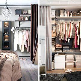 Πετάξτε ό,τι δεν φοράτε, ό,τι δεν σας ταιριάζει και ό,τι είναι πλέον ξένο με το στιλ σας. Σύμφωνα με έρευνες, με το να ξεφορτώνεστε ρούχα που απλά πιάνουν χώρο στην ντουλάπα σας, βοηθάτε τον εαυτό σας να απαλλαγεί από το στρες!
