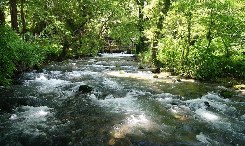 Τα ατίθασα νερά του ποταμού Αγγίτη