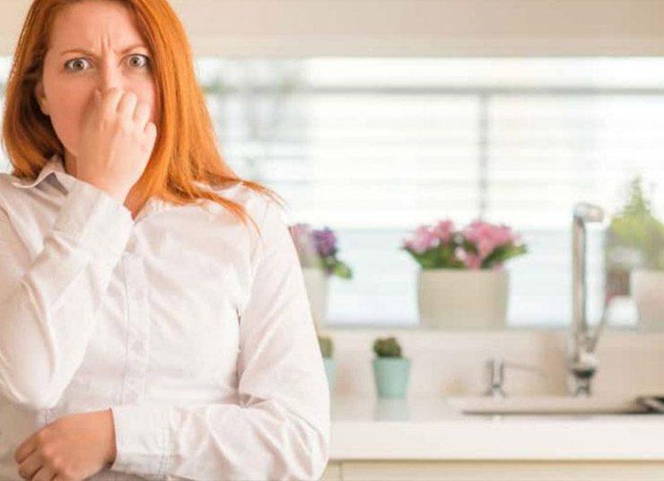 Δυσοσμία στον νεροχύτη: Επτά τρόποι για να απαλλαγείτε