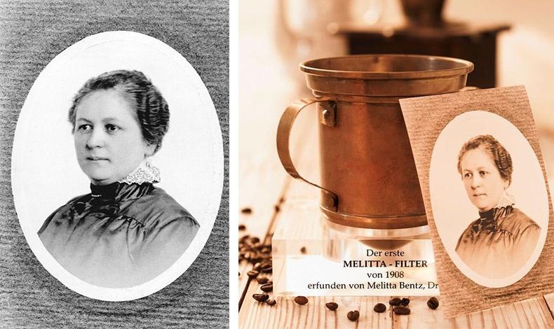 Την επόμενη φορά που προετοιμάζετε τον καφέ σας με ένα καινούργιο φίλτρο, πείτε ευχαριστώ στη Melitta Bentz, μία Γερμανίδα νοικοκυρά που ανακάλυψε το φίλτρο