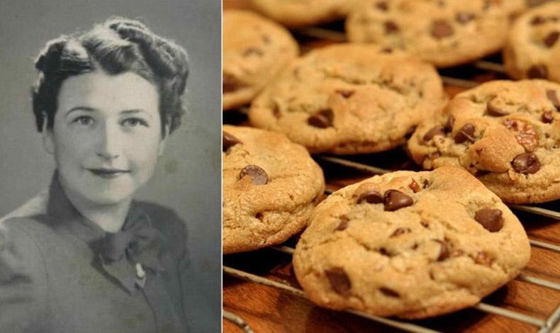 Η Ruth Graves Wakefield ετοιμαζόταν να φτιάξει τα περίφημα μπισκότα βουτύρου της μία ημέρα του 1938, όταν σκέφτηκε να προσθέσει μέσα κομματάκια σοκολάτας