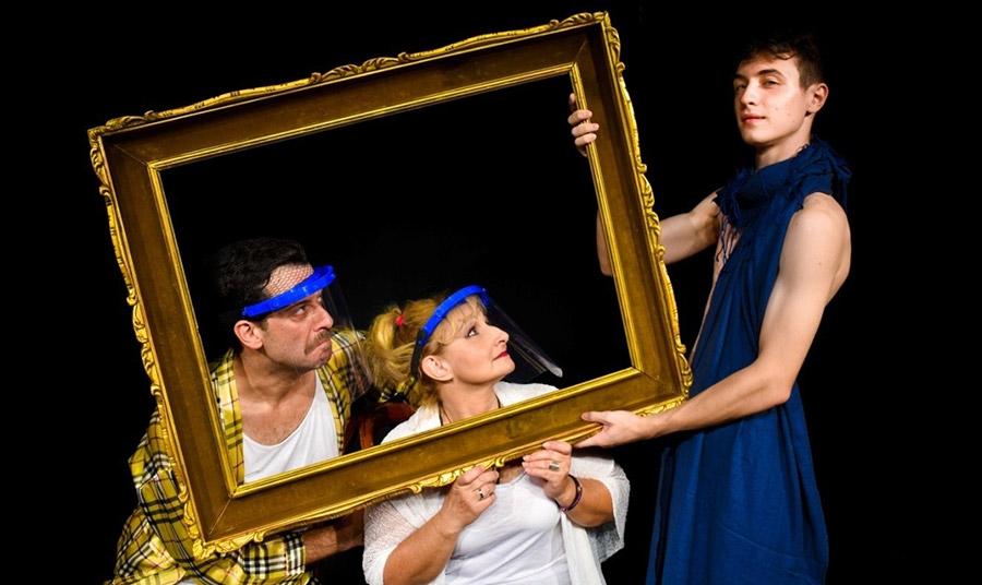 Ελεύθερο Ζευγάρι: Μία παράσταση που χαρίζει γέλιο