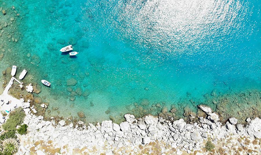 Eλληνικά νησιά και τον Οκτώβριο ψηφίζει το Condé Nast Traveller