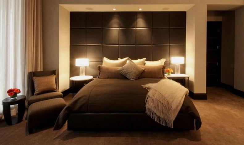 Χαμηλός φωτισμός, ήρεμο περιβάλλον και καμία ηλεκτρονική συσκευή στο υπνοδωμάτιο εξασφαλίζουν ήρεμο ύπνο