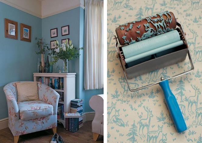Ανανεώστε τον χώρο του σπιτιού σας με αναδιάταξη των επίπλων, με μικρές αλλαγές ή με ξαναβάψιμο των τοίχων σας