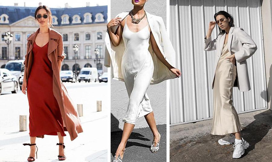 Με μακρύ ελαφρύ πανωφόρι, με κλασικό σακάκι ή πιο μακρύ και φαρδύ πάνω από ένα κομψό slip dress είναι η μεγαλύτερη τάση της σεζόν!
