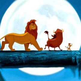Το Lion King κατέλαβε τη δεύτερη θέση, μαζί με τη συναισθηματική ερμηνεία του Έλτον Τζον στο «Circle of Life» στην έναρξη του The Lion King (1994) που αναδείχθηκε μια αγαπημένη στιγμή της ταινίας