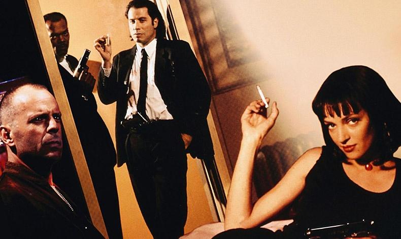 Το Pulp Fiction του 1994 αναδείχθηκε η τρίτη ταινία με την καλύτερη έναρξη, ενώ ο σκηνοθέτης της Κουέντιν Ταραντίνο θεωρείται ο δεύτερος καλύτερος σκηνοθέτης στις εντυπωσιακές σκηνές έναρξης των ταινιών
