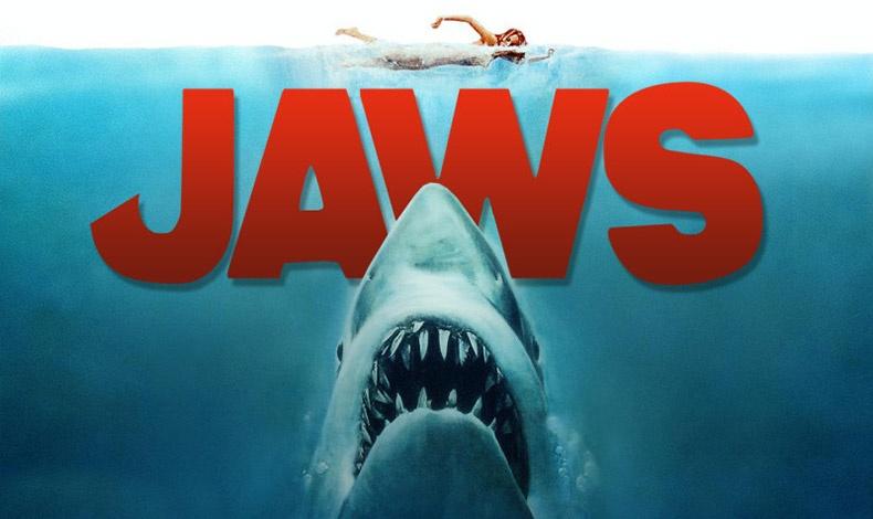 Στην πέμπτη θέση της κατάταξης βρίσκεται η ταινία τρόμου «Τα σαγόνια του καρχαρία»