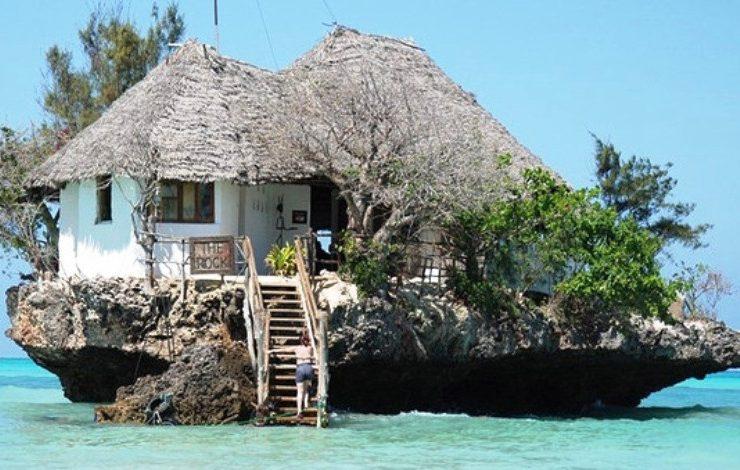 The Rock Zanzibar, Ζανζιβάρη, Αφρική