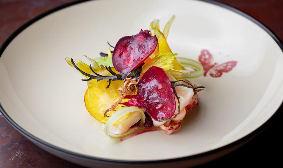 Τα πιάτα του Massimo Bottura θα είναι ένα μείγμα από ιταλικές και καλιφορνέζικες επιρροές
