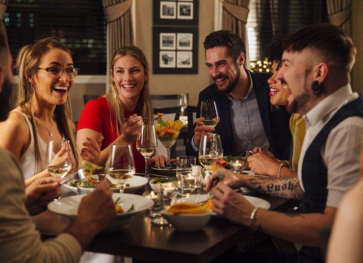 Επίσημο δείπνο: Η νέα εποχή