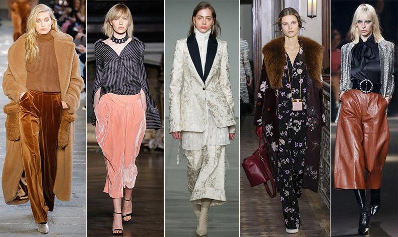 Τάση φαρδιά παντελόνια: Πώς θα φορέσουμε;