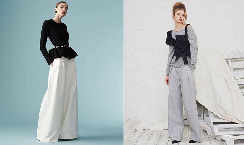 Ανάλογα με το στιλ σας, φορέστε το μακρύ, φαρδύ παντελόνι με ανάλογες μπλούζες που του δίνουν τον αέρα μίας βραδινής ή μίας εναλλακτικής εμφάνισης