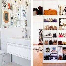Γεμίστε τον τοίχο σας με πίνακες και άλλα εντυπωσιακά έργα και ακολουθήστε το τελευταίο αγαπημένο trend του κόσμου της μόδας // Δημιουργήστε μία ξεχωριστή παπουτσοθήκη!