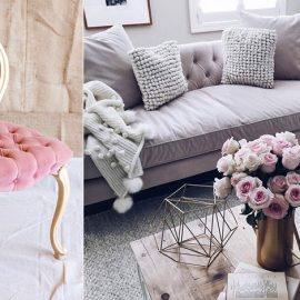 Η χρήση του ροζ και του μοβ χρώματος θεωρούνται ιδανικά για την προσέλκυση του πλούτου