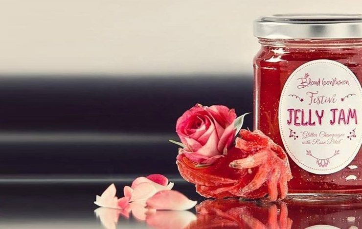 Festive Jelly Jam: Τσαχπίνικη, λαμπερή γεύση «ντυμένη» στα ροζ!