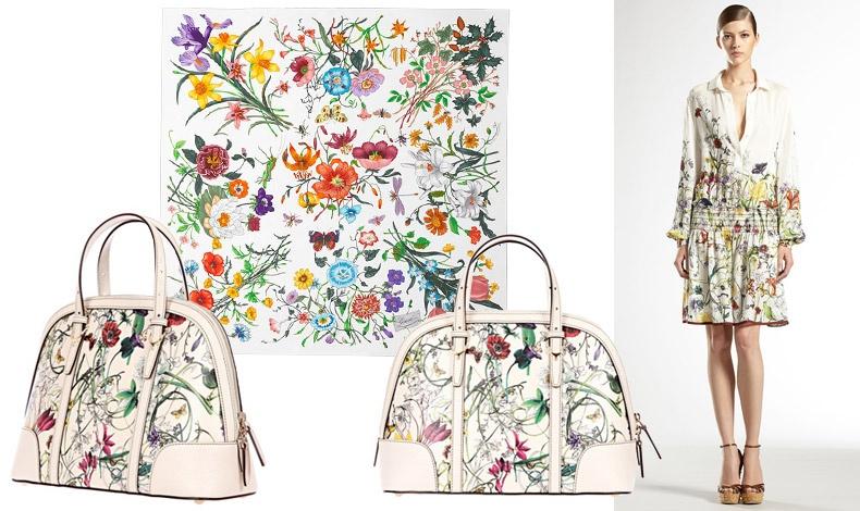 Από τη φετινή ανοιξιάτικη και καλοκαιρινή συλλογή Gucci