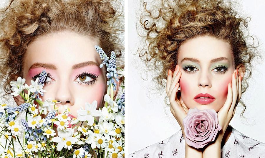 Φωτογραφίες: Richard Burbridge, μοντέλο: Ondria Hardin (για το Vogue Japan)