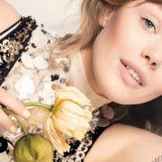 Floral make-up!