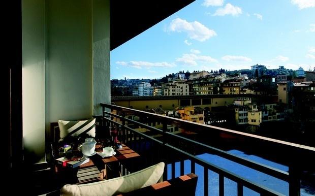 Το ολοκαίνουργιο ξενοδοχείο της Φλωρεντίας, με την υπογραφή κομψότητας της οικογένειας Ferragamo!