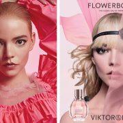 Το νέο πρόσωπο του υπέροχου αρώματος Flowerbomb
