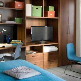 Ένα χαρακτηριστικό δωμάτιο
