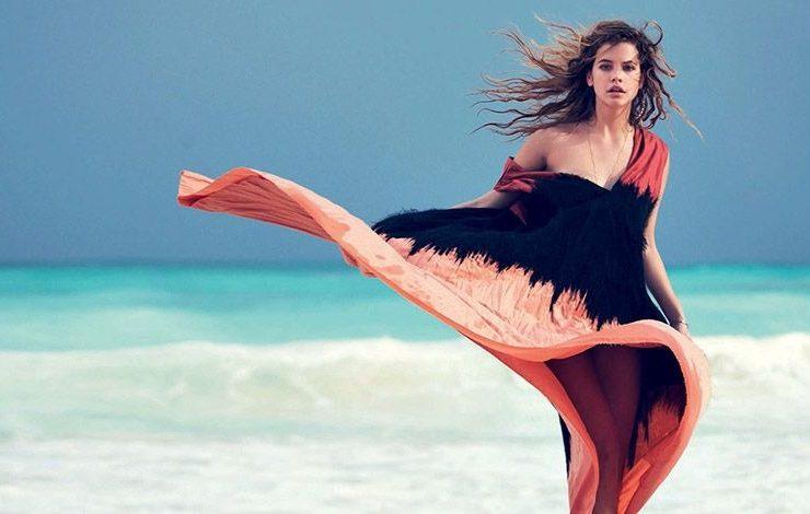 Το φόρεμα της παραλίας