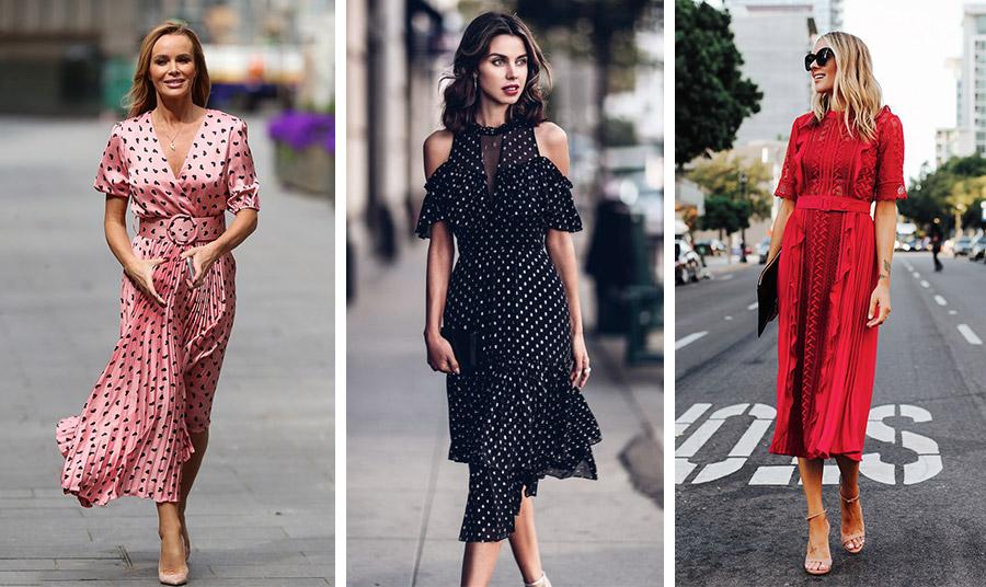 Τα πολλά «πρόσωπα» ενός γυναικείου φορέματος! Κομψά μίντι φορέματα για κάθε ημέρα και όλη μέρα!