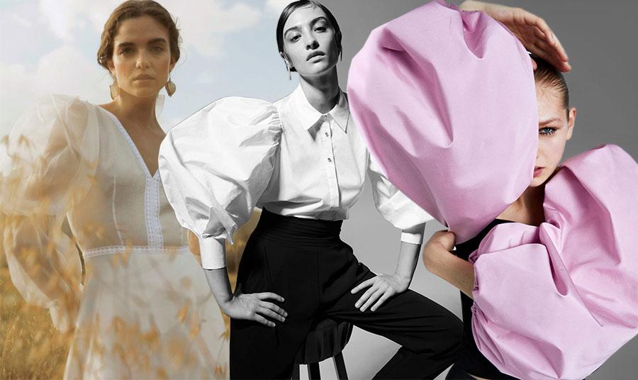 Φουσκωτά μανίκια: Είναι τάση της σεζόν, αλλά πώς θα τα φορέσετε;